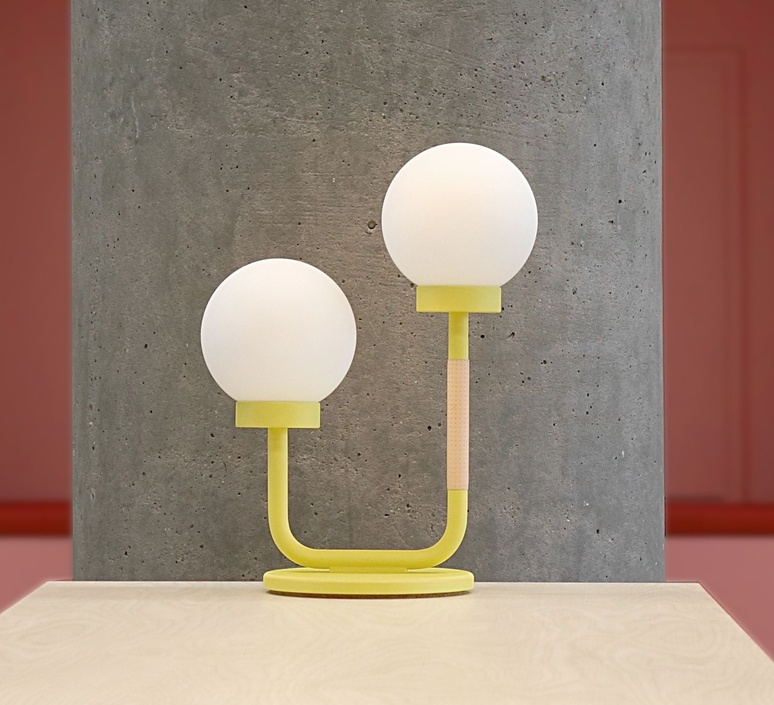 Little darling maria gustavsson lampe a poser table lamp  swedish ninja ltl08   design signed nedgis 118179 product