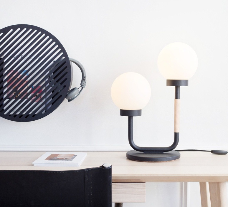 Little darling maria gustavsson lampe a poser table lamp  swedish ninja ltl04  design signed nedgis 118146 product