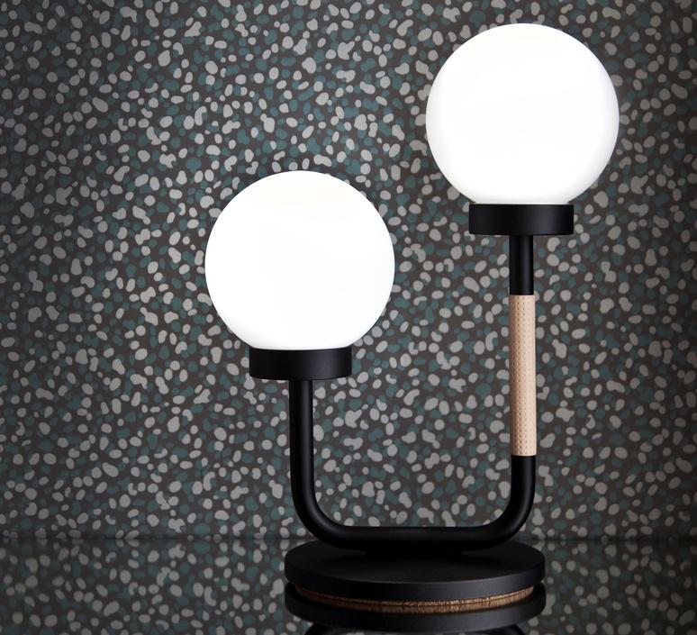 Little darling maria gustavsson lampe a poser table lamp  swedish ninja ltl04  design signed nedgis 118147 product