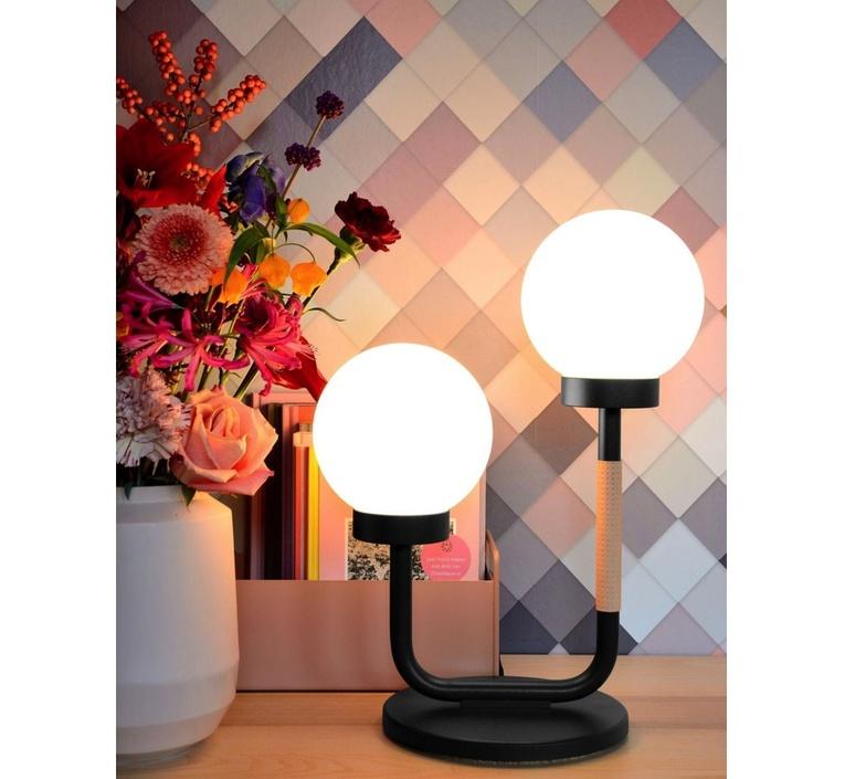 Little darling maria gustavsson lampe a poser table lamp  swedish ninja ltl04  design signed nedgis 118148 product