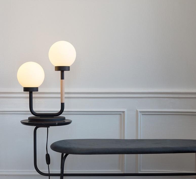 Little darling maria gustavsson lampe a poser table lamp  swedish ninja ltl04  design signed nedgis 118149 product