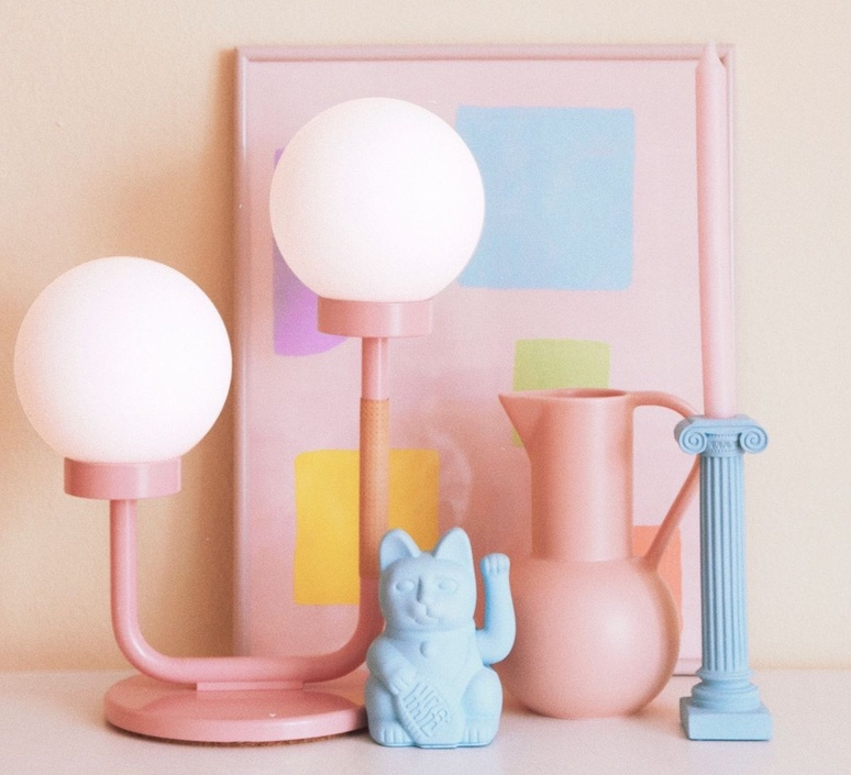 Little darling maria gustavsson lampe a poser table lamp  swedish ninja ltl06   design signed nedgis 118156 product