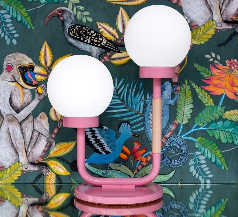 Little darling maria gustavsson lampe a poser table lamp  swedish ninja ltl06   design signed nedgis 118159 product