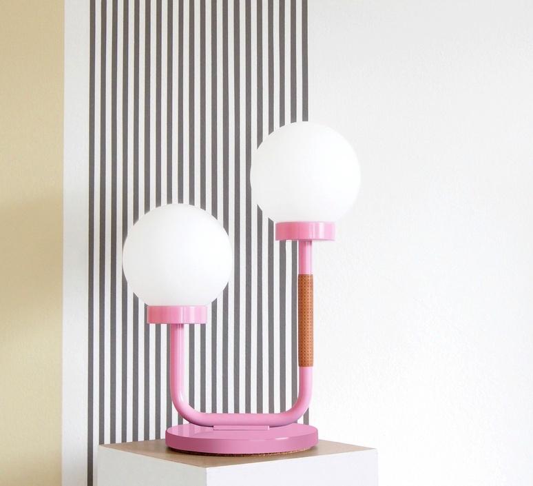 Little darling maria gustavsson lampe a poser table lamp  swedish ninja ltl06   design signed nedgis 118161 product