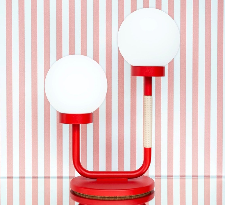 Little darling maria gustavsson lampe a poser table lamp  swedish ninja ltl09   design signed nedgis 118185 product