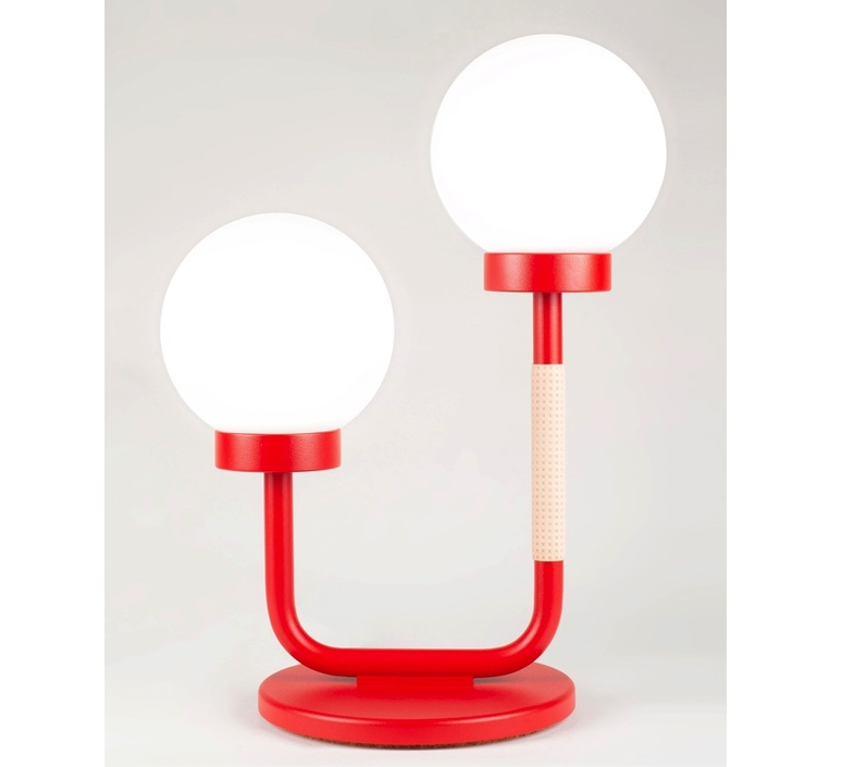 Little darling maria gustavsson lampe a poser table lamp  swedish ninja ltl09   design signed nedgis 118187 product