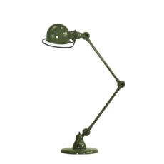 Loft 2 bras jean louis domecq lampe a poser table lamp  jielde d6440 ral6003  design signed 35972 thumb