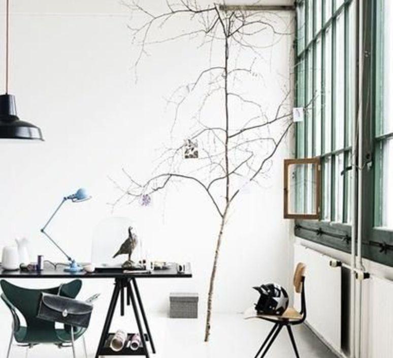 Loft  lampe a poser table lamp  jielde loft d6440x ral 5024  design signed 54482 product