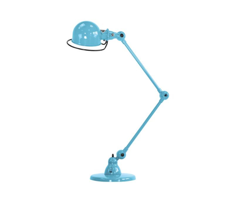 Loft  lampe a poser table lamp  jielde loft d6440x ral 5024  design signed 54483 product