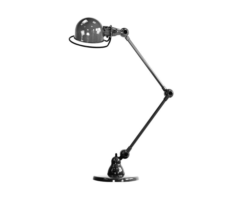 Loft  lampe a poser table lamp  jielde loft d6440x chr  design signed 54476 product