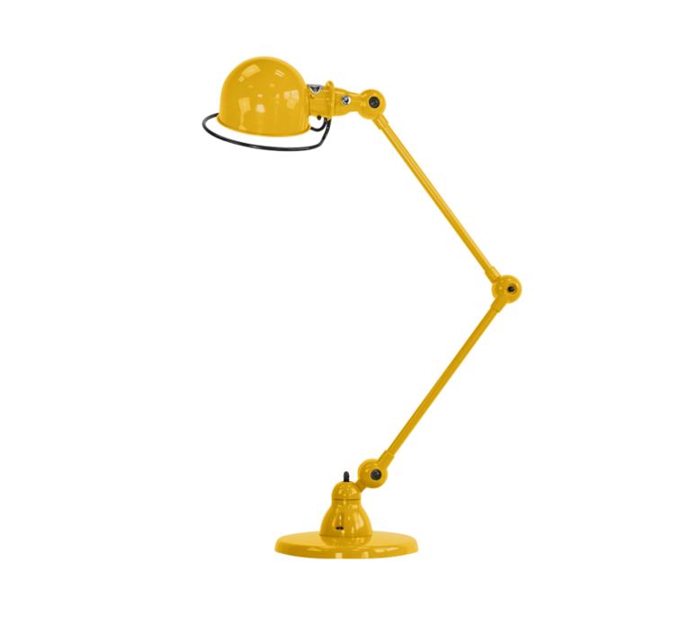 Loft  lampe a poser table lamp  jielde loft d6440x ral 1003  design signed 54489 product