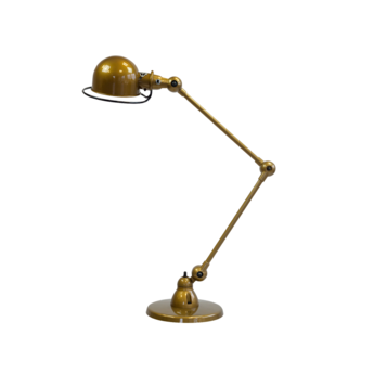 Lampe a poser loft or l80cm h60cm jielde normal