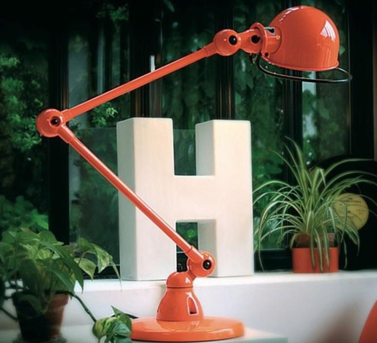 Loft  lampe a poser table lamp  jielde loft d6440x ral 2004  design signed 54492 product