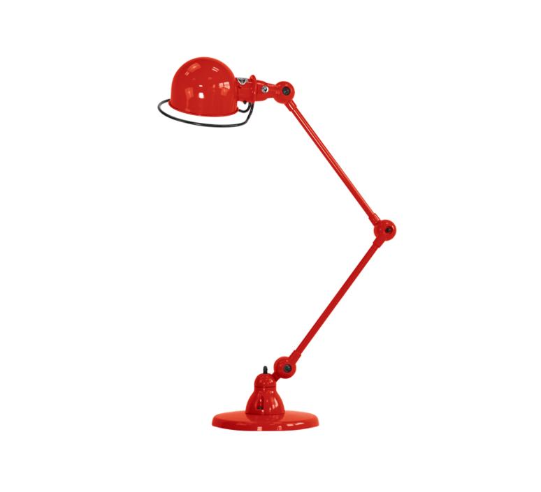 Loft  lampe a poser table lamp  jielde loft d6440x ral 3020  design signed 54501 product