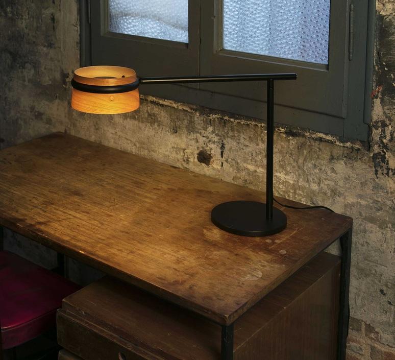 Loop estudi ribaudi lampe a poser table lamp  faro 29568  design signed 40180 product
