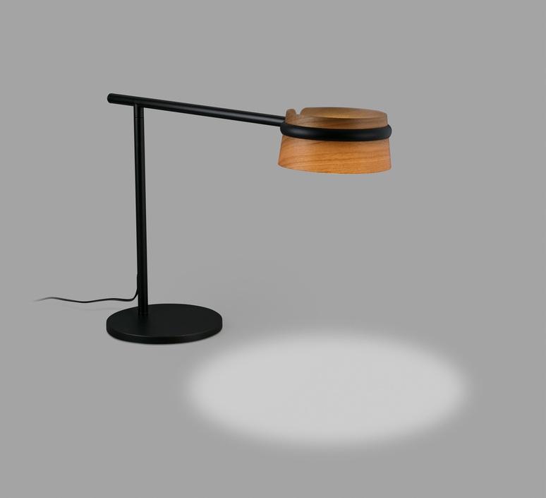 Loop estudi ribaudi lampe a poser table lamp  faro 29568  design signed 40183 product