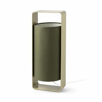 Lampe a poser lula olive h40cm faro normal