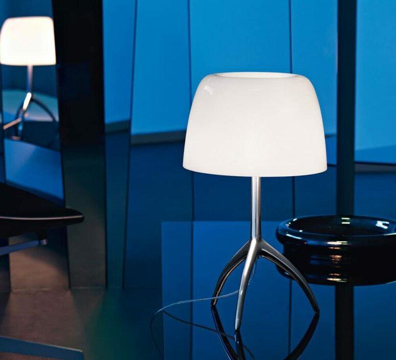 Lumiere grande rodolfo dordini lampe a poser table lamp  foscarini 026001r211  design signed nedgis 85291 product