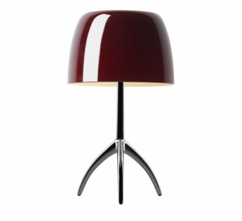 Lumiere grande rodolfo dordini lampe a poser table lamp  foscarini 026001r262  design signed nedgis 85315 product