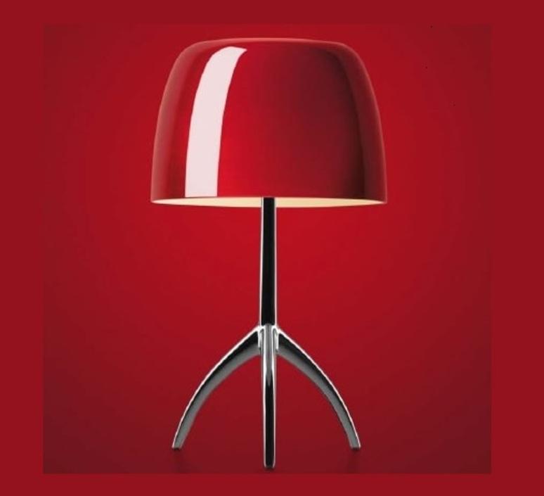 Lumiere grande rodolfo dordini lampe a poser table lamp  foscarini 026001r262  design signed nedgis 85322 product