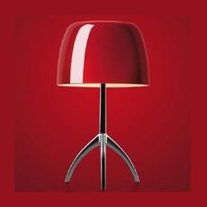 Lumiere grande rodolfo dordini lampe a poser table lamp  foscarini 026001r262  design signed nedgis 85322 thumb