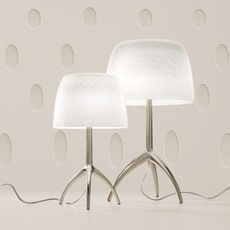 Lumiere piccola 30th bulles on off rodolfo dordoni lampe a poser table lamp  foscarini 0260212f2 13  design signed nedgis 92444 thumb