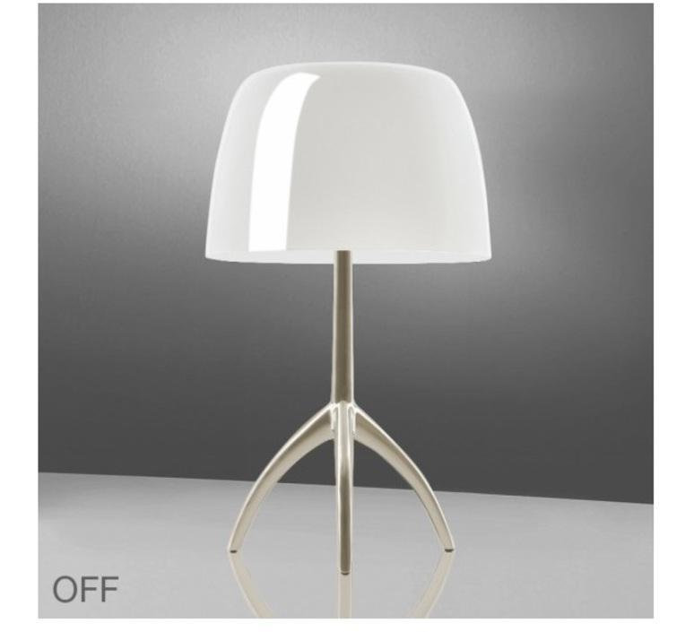 Lumiere piccola rodolfo dordini lampe a poser table lamp  foscarini 0260212r211  design signed nedgis 86077 product