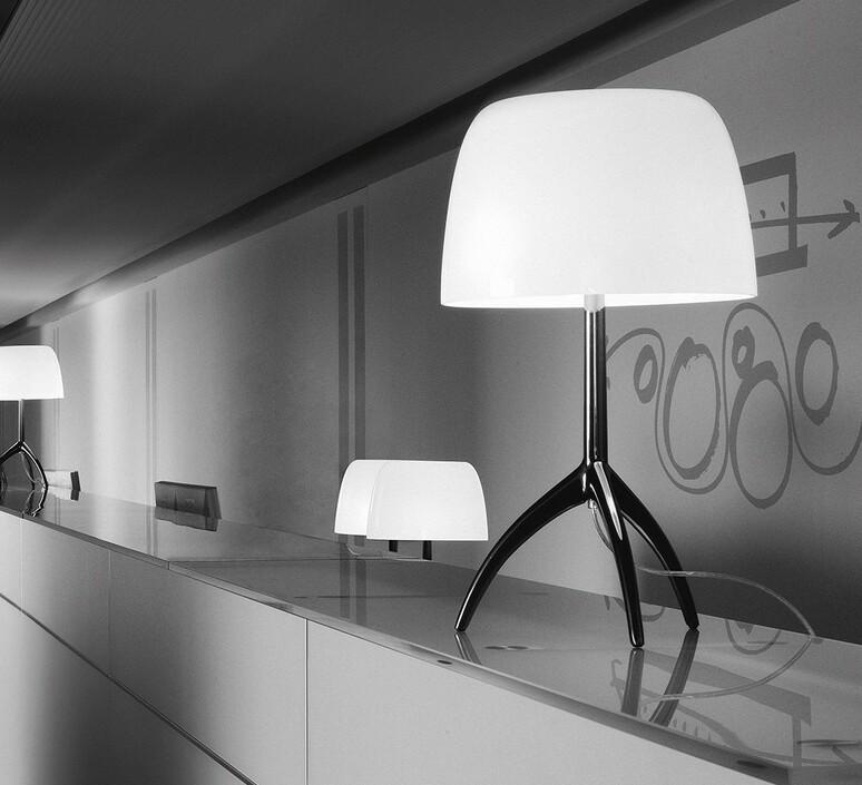 Lumiere piccola rodolfo dordini lampe a poser table lamp  foscarini 0260012r211  design signed nedgis 85260 product