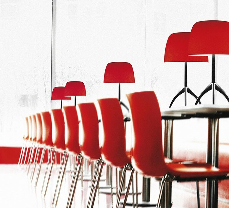 Lumiere piccola rodolfo dordini lampe a poser table lamp  foscarini 0260012r262  design signed nedgis 85281 product