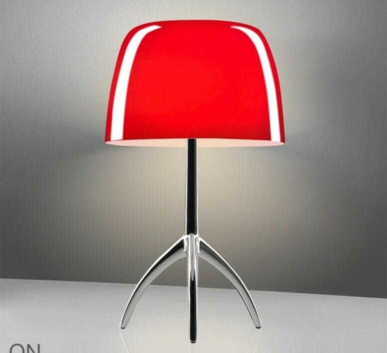 Lumiere piccola rodolfo dordini lampe a poser table lamp  foscarini 0260012r262  design signed nedgis 85285 product