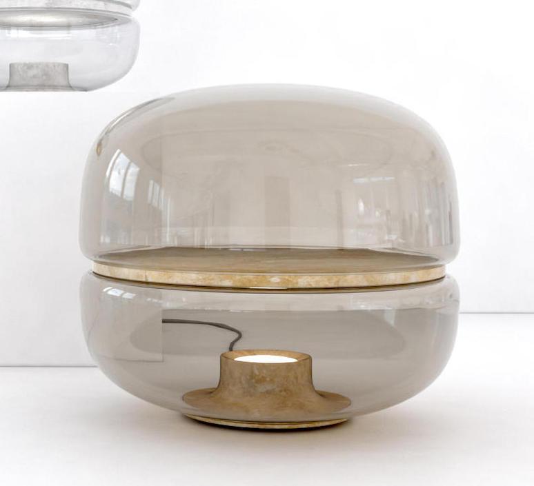 Macaron l  lampe a poser table lamp  brokis pc1040 cgc516 csfb1575 csop1532 cecl521 ceb717  design signed 39058 product