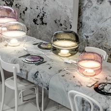 Macaron s  lampe a poser table lamp  brokis pc1038 cgc1625 csfb1535 csop1532 cecl521 ceb717  design signed 50483 thumb