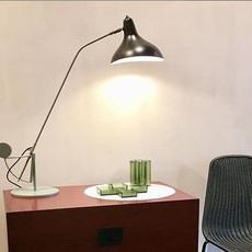 Mantis bs3 bernard schottlander  lampe a poser table lamp  dcw editions bs3 gr bl  design signed nedgis 65433 thumb