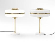 Masina robbie llewellyn et adam yeats lampe a poser table lamp  bert frank masina tl  design signed nedgis 75389 thumb