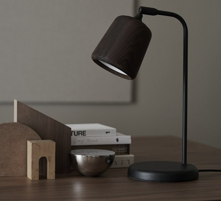 Material noergaard kechayas lampe a poser table lamp  newworks 20133  design signed nedgis 82923 product