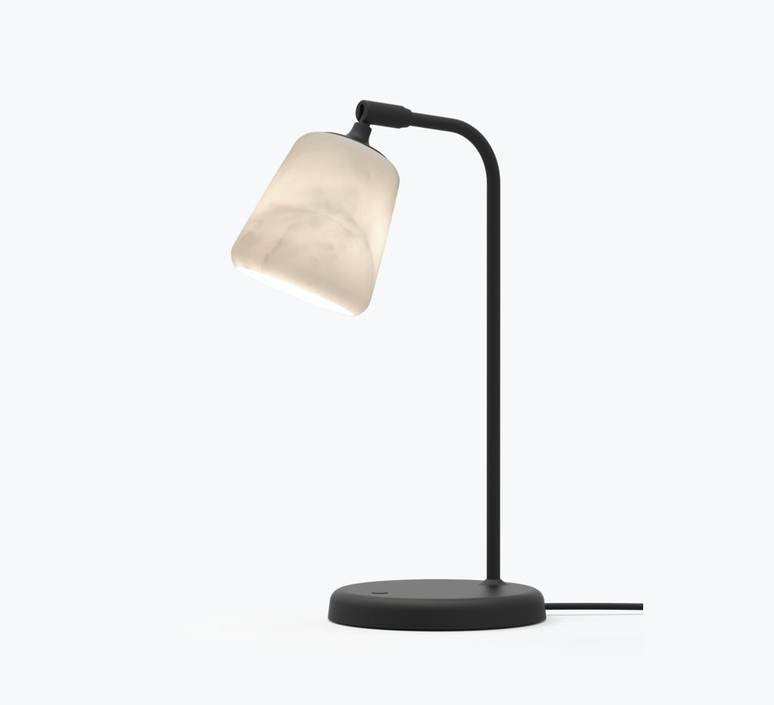 Material noergaard kechayas lampe a poser table lamp  newworks 20143  design signed nedgis 82925 product