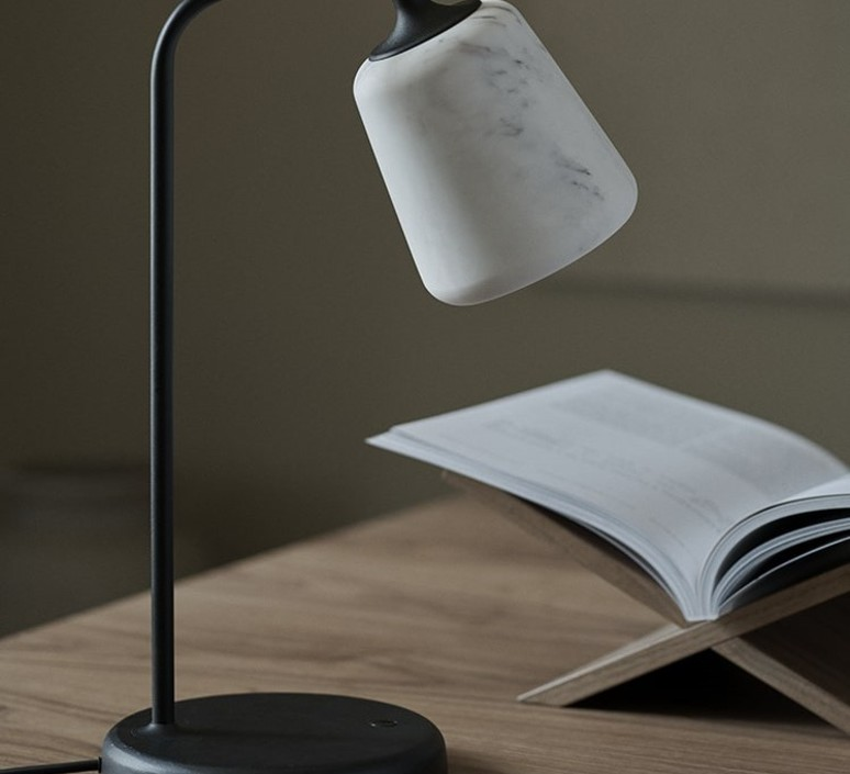 Material noergaard kechayas lampe a poser table lamp  newworks 20143  design signed nedgis 82926 product