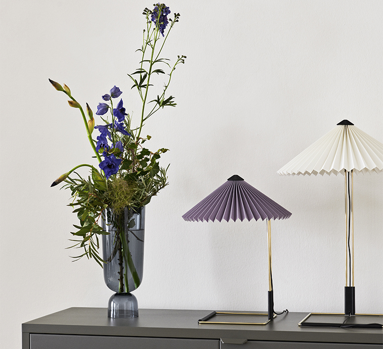 Matin 300 inga sempe lampe a poser table lamp  hay 4191215009000  design signed nedgis 105018 product