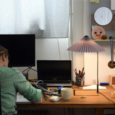 Matin 380 inga sempe lampe a poser table lamp  hay 4191235009000  design signed nedgis 105131 thumb