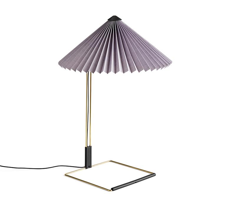 Matin 380 inga sempe lampe a poser table lamp  hay 4191235009000  design signed nedgis 105136 product