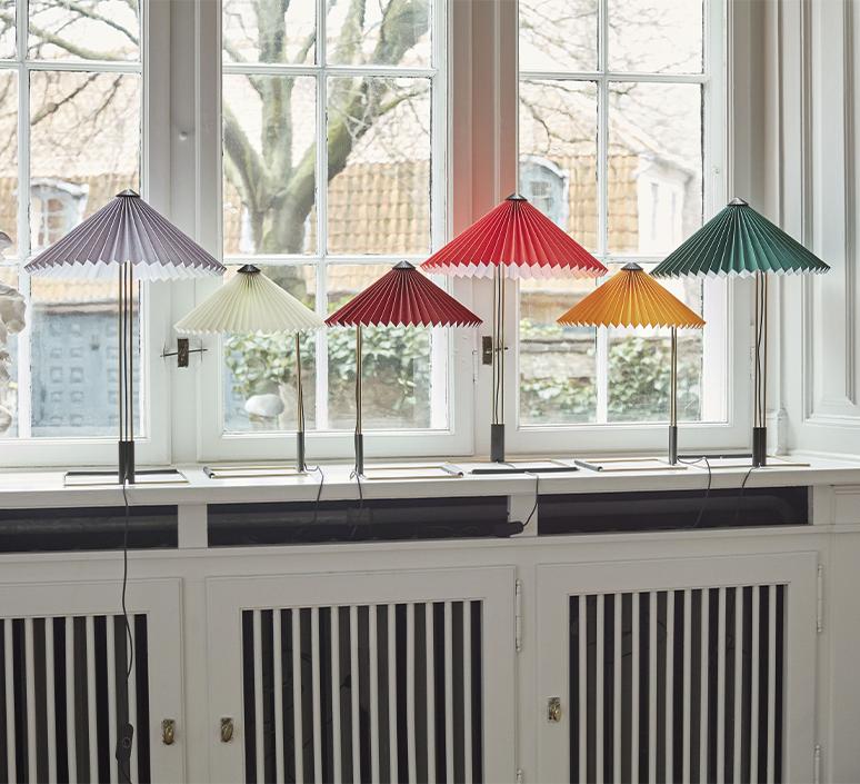 Matin 380 inga sempe lampe a poser table lamp  hay 4191232009000  design signed nedgis 105096 product