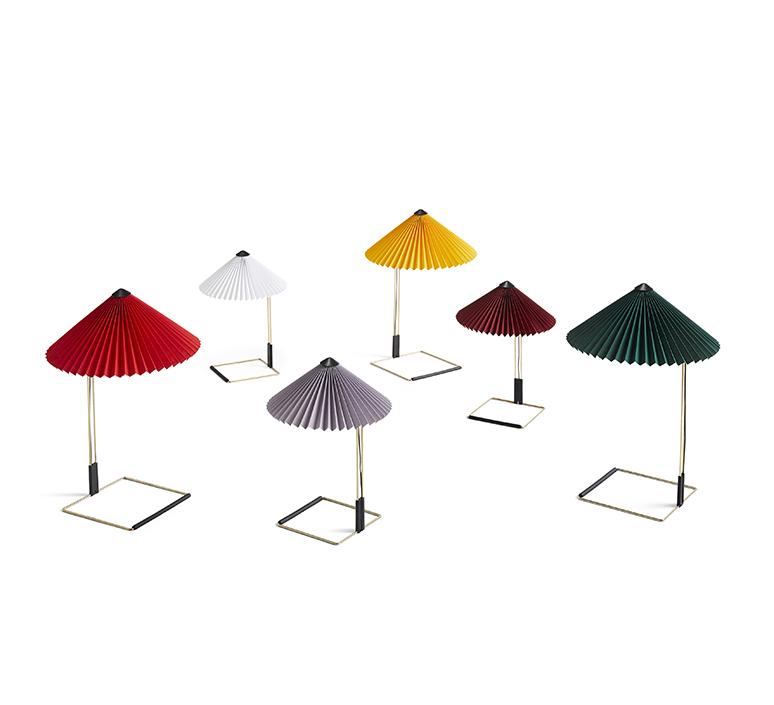 Matin 380 inga sempe lampe a poser table lamp  hay 4191232009000  design signed nedgis 105104 product