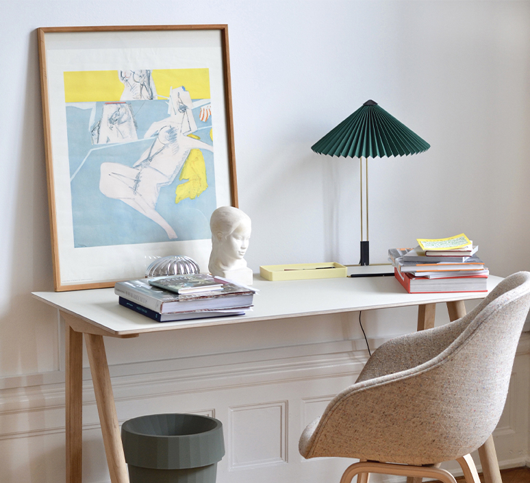 Matin 380 inga sempe lampe a poser table lamp  hay 4191234009000  design signed nedgis 105112 product