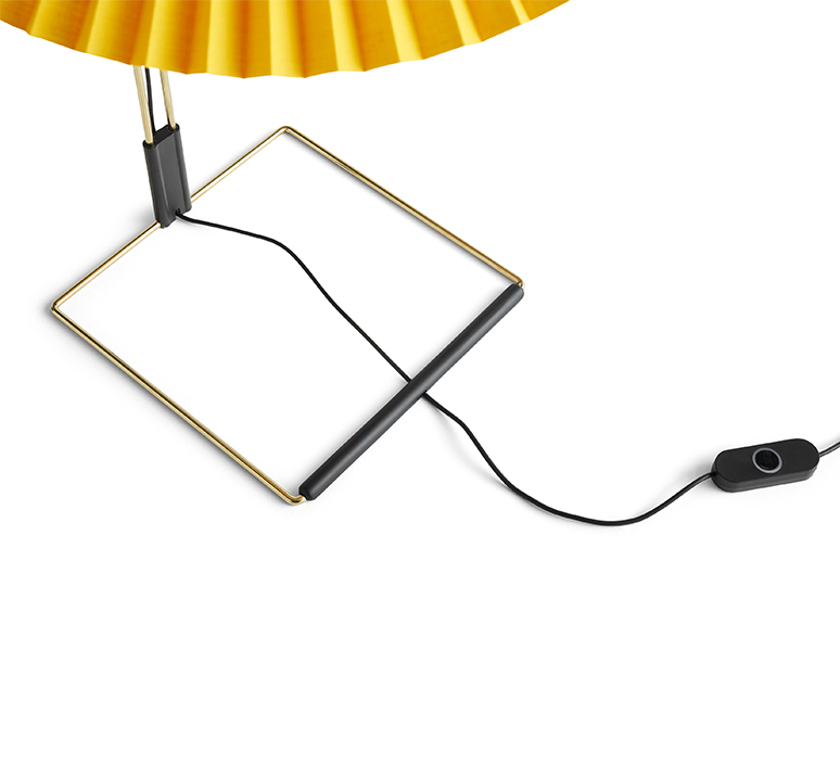 Matin 380 inga sempe lampe a poser table lamp  hay 4191234009000  design signed nedgis 105119 product