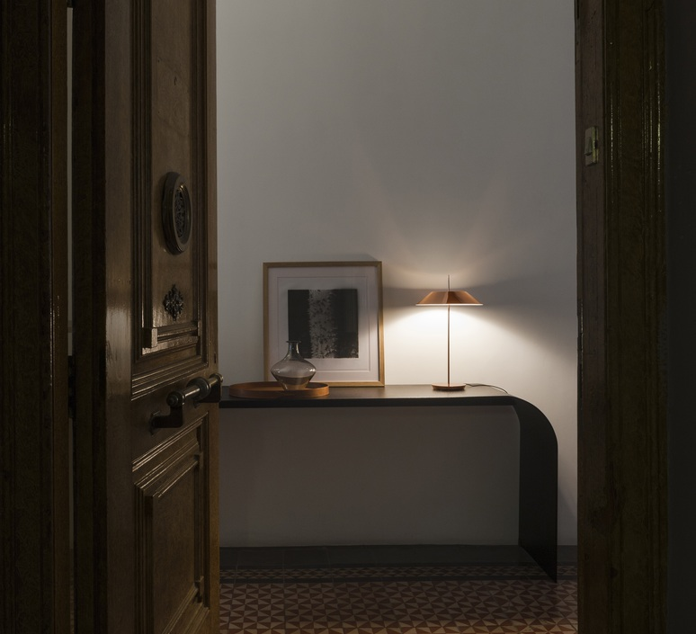 Mayfair diego fortunato lampe a poser table lamp  vibia 550567 16  design signed nedgis 80199 product