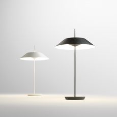 Mayfair diego fortunato lampe a poser table lamp  vibia 550518 16  design signed nedgis 80189 thumb