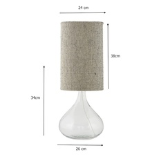 Med studio house doctor lampe a poser table lamp  house doctor gb0174 ab1667  design signed 32847 thumb