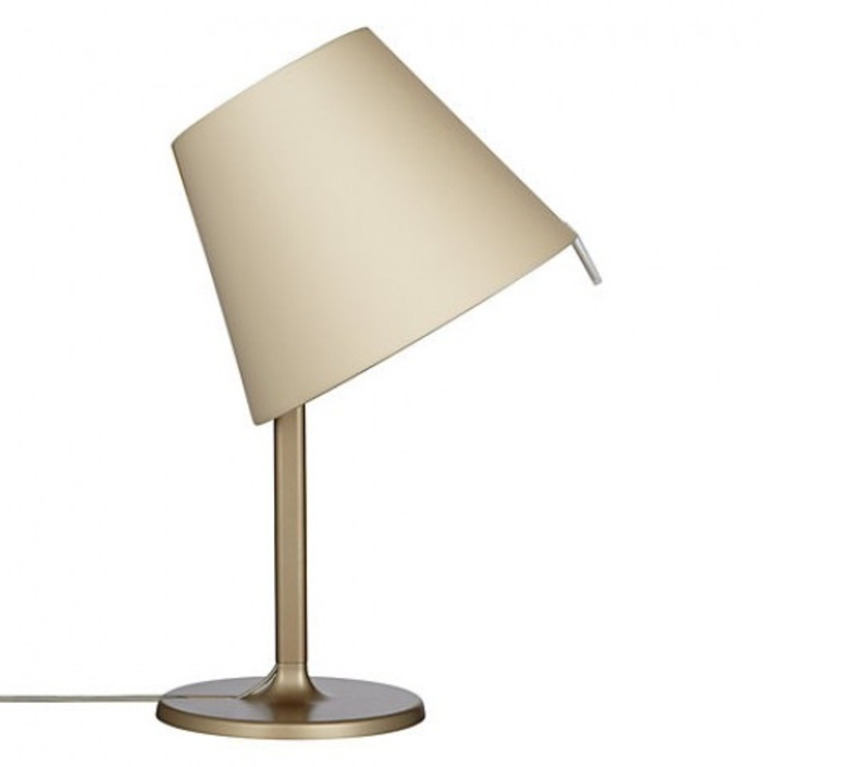 Melampo adrien gardere lampe a poser table lamp  artemide 0315020a  design signed 61072 product