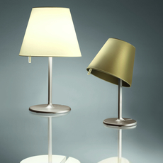 Melampo adrien gardere lampe a poser table lamp  artemide 0315020a  design signed 61293 thumb