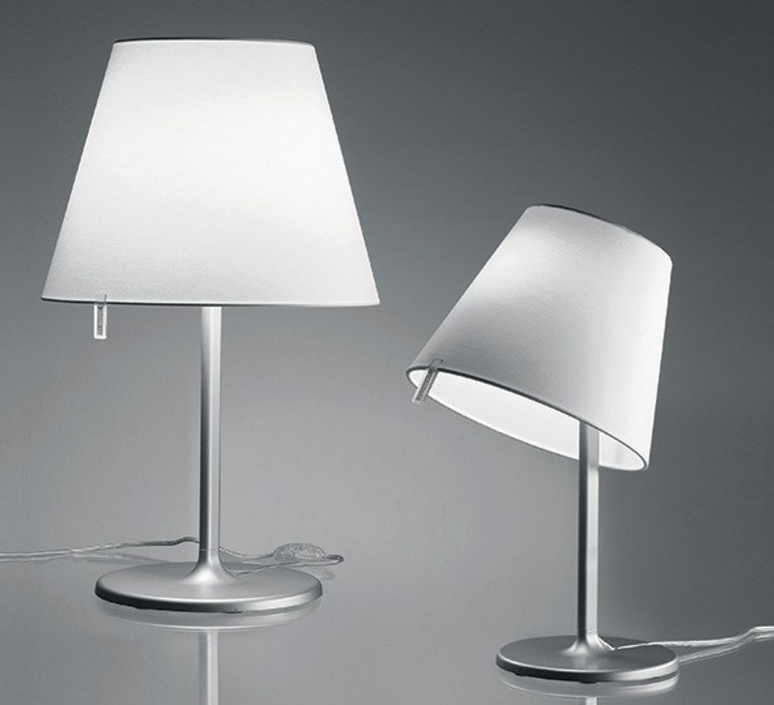 Melampo adrien gardere lampe a poser table lamp  artemide 0315010a  design signed 61066 product
